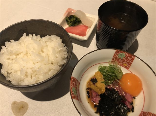スペシャル卵かけご飯