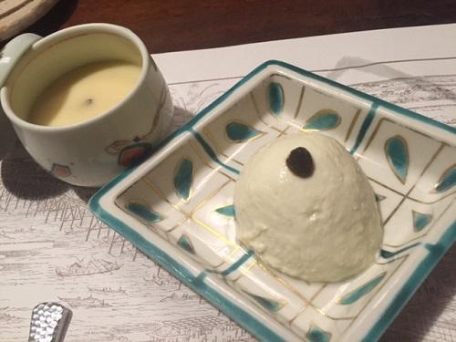 自家製お豆腐