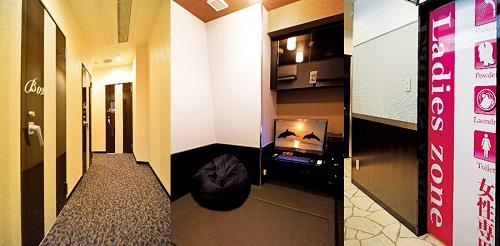 マンボ―ネットルーム新宿2丁目店
